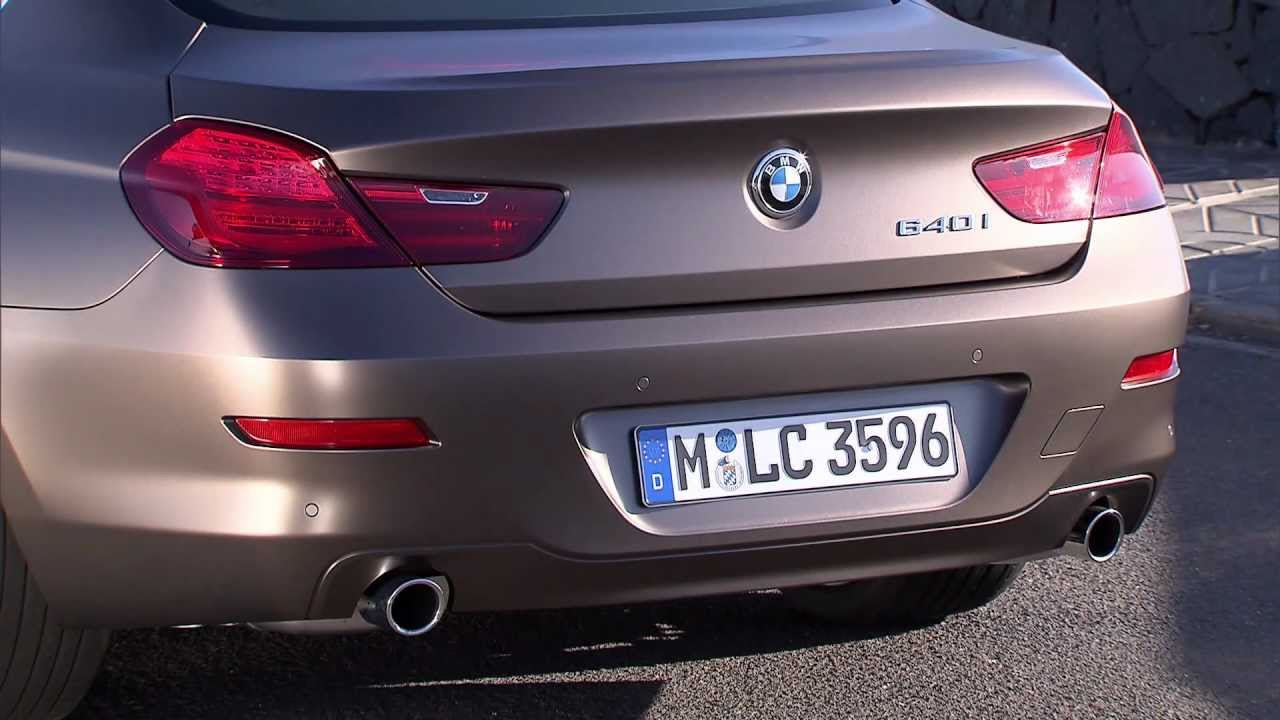 2013 Frozen Bronze Metallic Bmw 640i Gran Coupe Exterior
