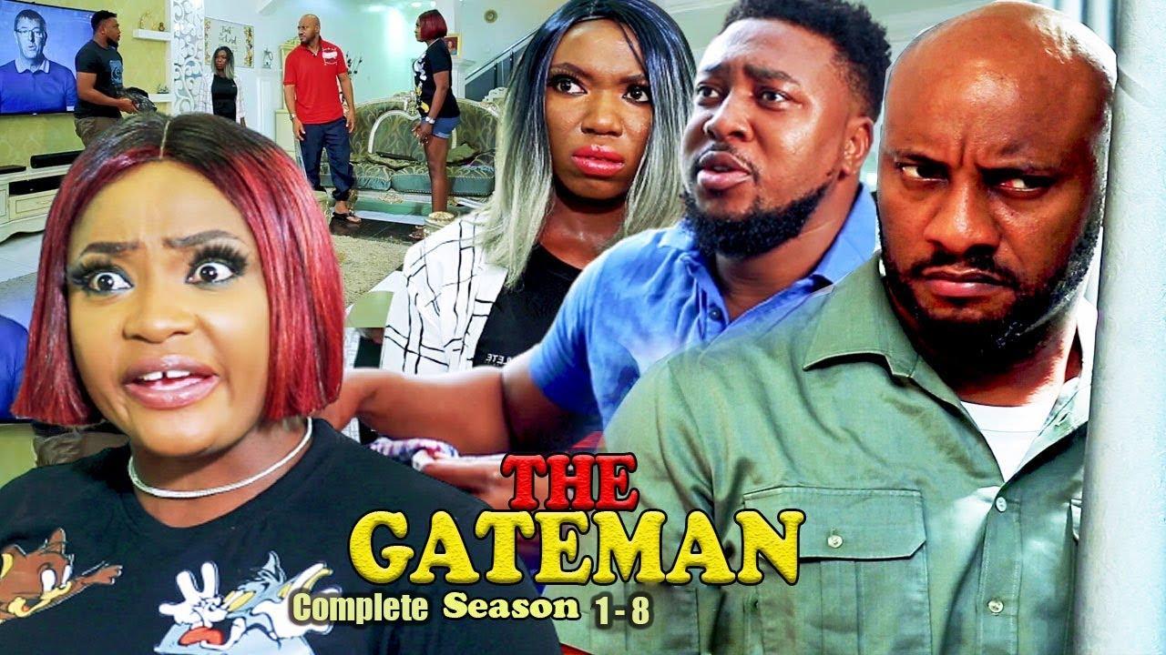 Download THE GATEMAN COMPLETE SEASON 1 - 8 {NEW HIT MOVIE} - YUL EDOCHIE|LIZZY GOLD|NOSA REX|2021 NIGERIAN NO