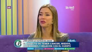 Paola Gateño en Vivir Bien de La Red