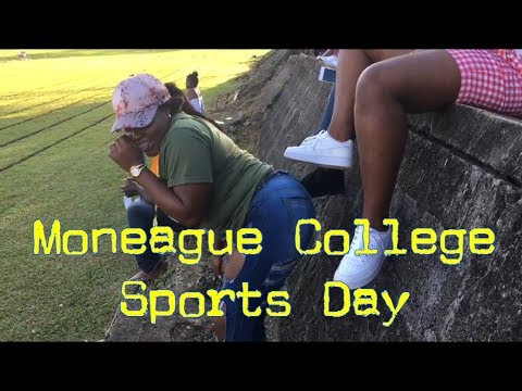 JAMAICA JAMAICA/COLLEGE SPORTS DAY/FUN NEVER STOPS/VLOG#19