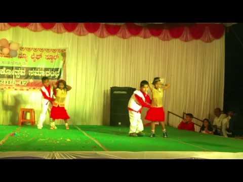 Navya R B School Dance