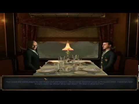 Agatha Christie's Murder on the Orient Express Game Play Part 1