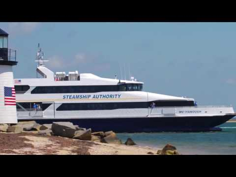 Travel to Nantucket with The Steamship Authority