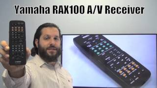 YAMAHA RAX100 Audio/Video Receiver Remote Control - www.ReplacementRemotes.com