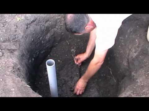 видео: Проверенный способ посадки винограда