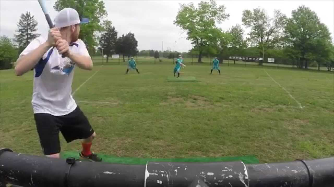 ny golden stick wiffleball league game highlights part 1 youtube
