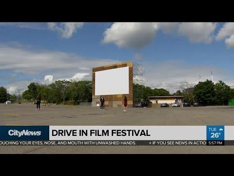 Drive-in film festival