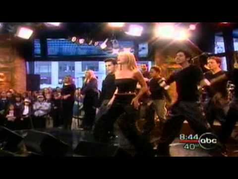 Baby One More Time [GMA] LIVE VOCALS