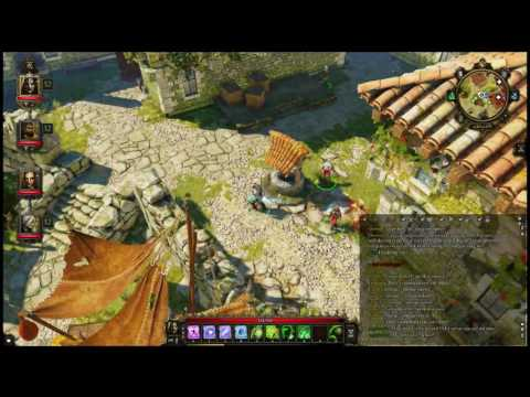 Let's Play Divinity: Original Sin Co-op part 25: (finally) Finding the Conduit