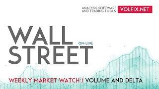 Wall Street on-line - аналитический обзор - успешные трейдеры - объемный