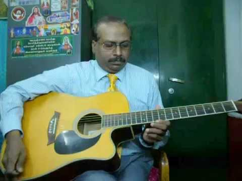Aankhon hi Aankhon mein guitar instrumental by Rajkumar Joseph.M