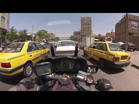 Arrival in Tabriz, Iran July 11th 2017