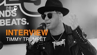 TOMORROWLAND 2019: TIMMY TRUMPET im exklusiven bigFM-Interview