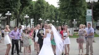 Супер свадьба в Молодечно от vashasvadba.by