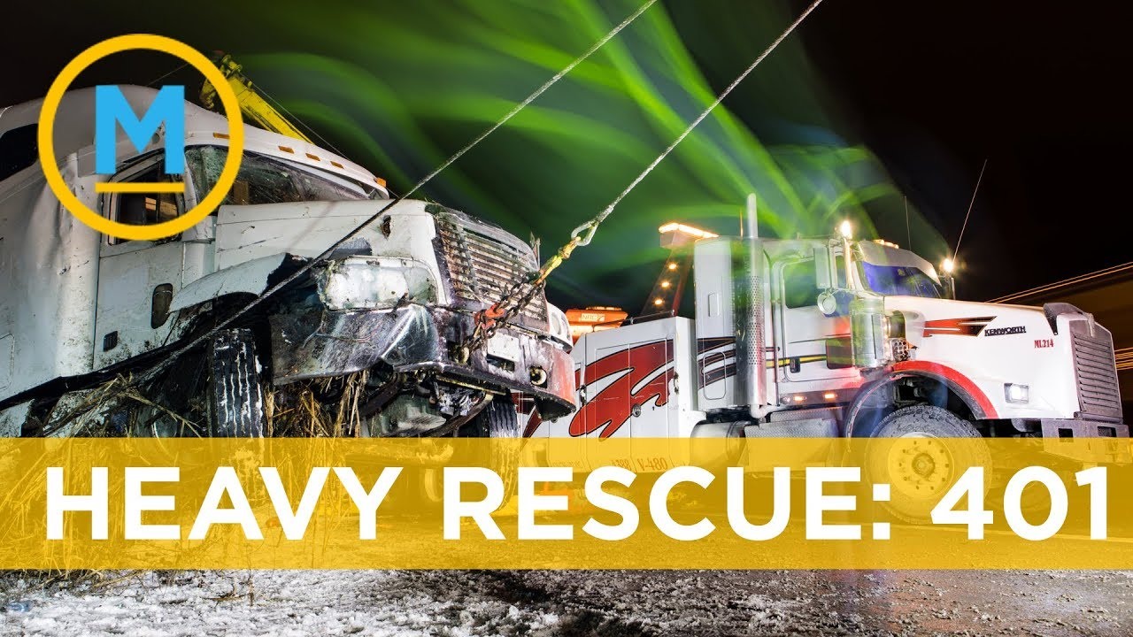 New 'Heavy Rescue: 401' season hopes to continue entertainment and  education | Your Morning