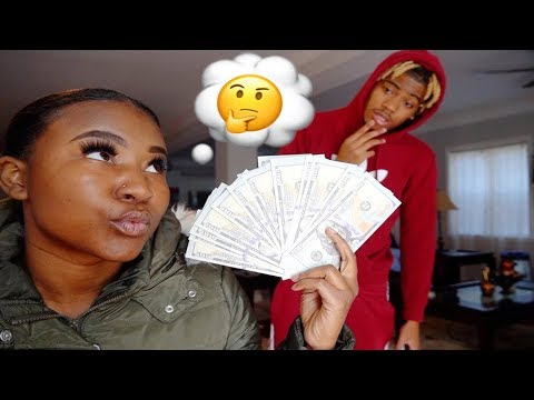 PAYING My BOYFRIEND $10,000 To Break Up With Me