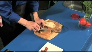 Grilled Bacon And Peanut Butter Sandwich - Quick Easy Delicously Homemade, Healthy