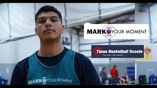 "Michael Ramirez C/O 2018 ""Mark Your Moment"" Basketball Showcase Highlights"