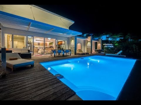 Modern Villas with ocean view in excellent community