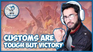 Custom Games are Tough but Victory | Fortnite Pakistan
