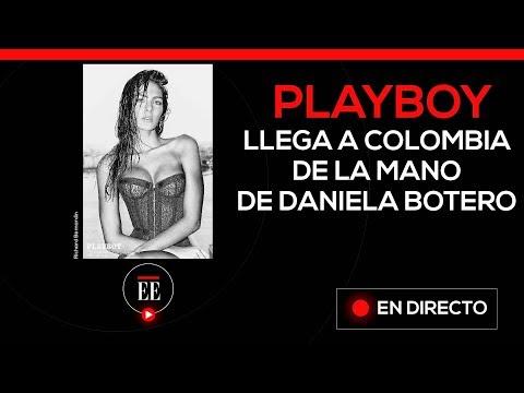 Playboy llega a Colombia de la mano de Daniela Botero