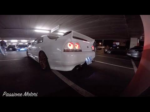 Day&Night Vlog by Passione Motori | Raduno Tuning e JDM