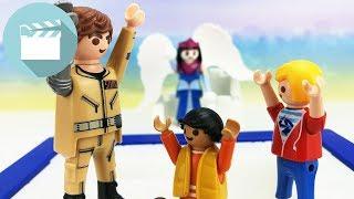 Playmobil Ghostbusters deutsch Film   Die böse Eiskönigin Elsa   Playmobil Marvin und Jonas