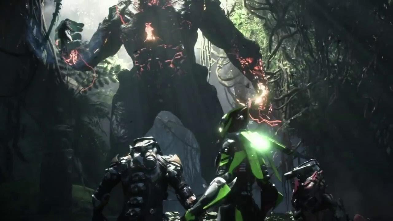 Our Hands-On Anthem Reactions - E3 2018 - Youtube-5008