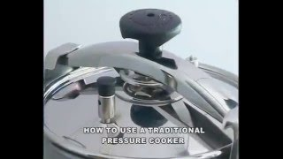 SILAMPOS - Open Control Pressure Cooker