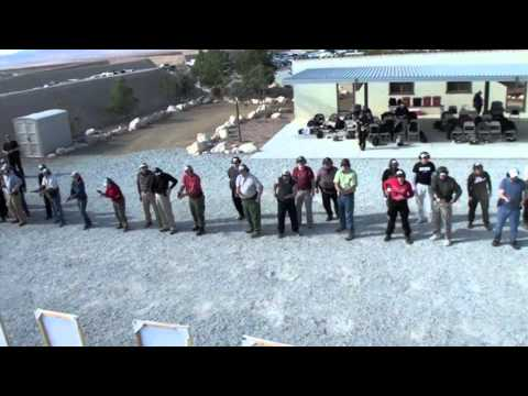 A Taste of Front Sight Firearms Training Institute