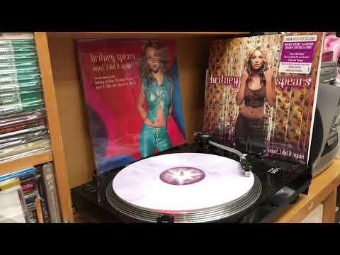 Britney Spears Oops I Did It Again Vinyl Lp Youtube