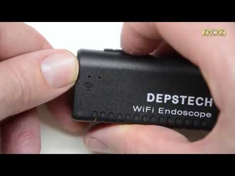 Depstech WF010 Wifi Endoscope Review (Borescope! Inspection Camera) Is It Any Good?