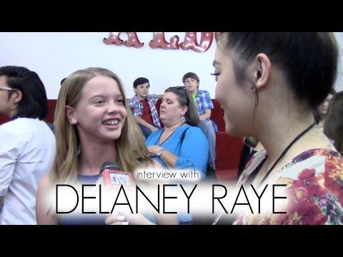 with Delaney Raye at the ALDC LA Grand