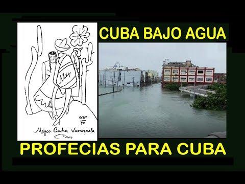 PROFECIA PARA CUBA - HAMBRE, CAOS Y MUERTE