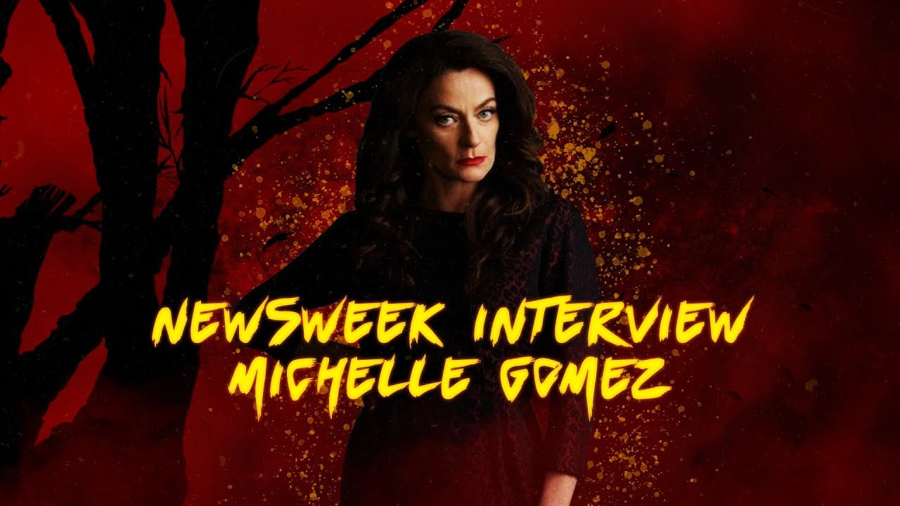 Michelle Gomez On 'Darker' Sabrina And Why She Was Born To Play The Villain