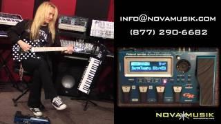 Novamuisk.com - Roland GR-55GK Guitar Synth!