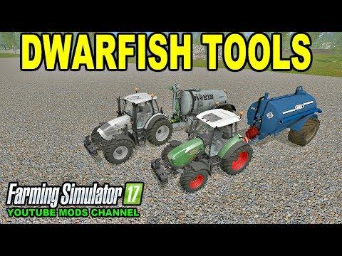 Farming Simulator 2017 Mods Small Slurry Spreaders