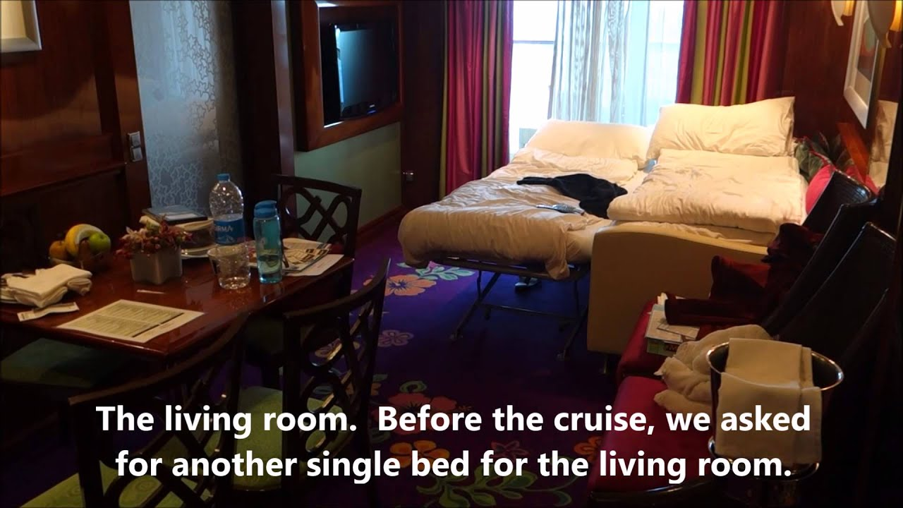 Norwegian Cruise Line Ncl Jade 2 Bedroom Penthouse Suite