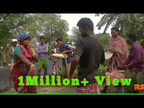 new santali video song 2016 || santali video song hd || ANA FULLMUNI || funny santali video
