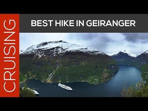 DAY 22 - TOP HIKE IN GEIRANGER, NORWAY