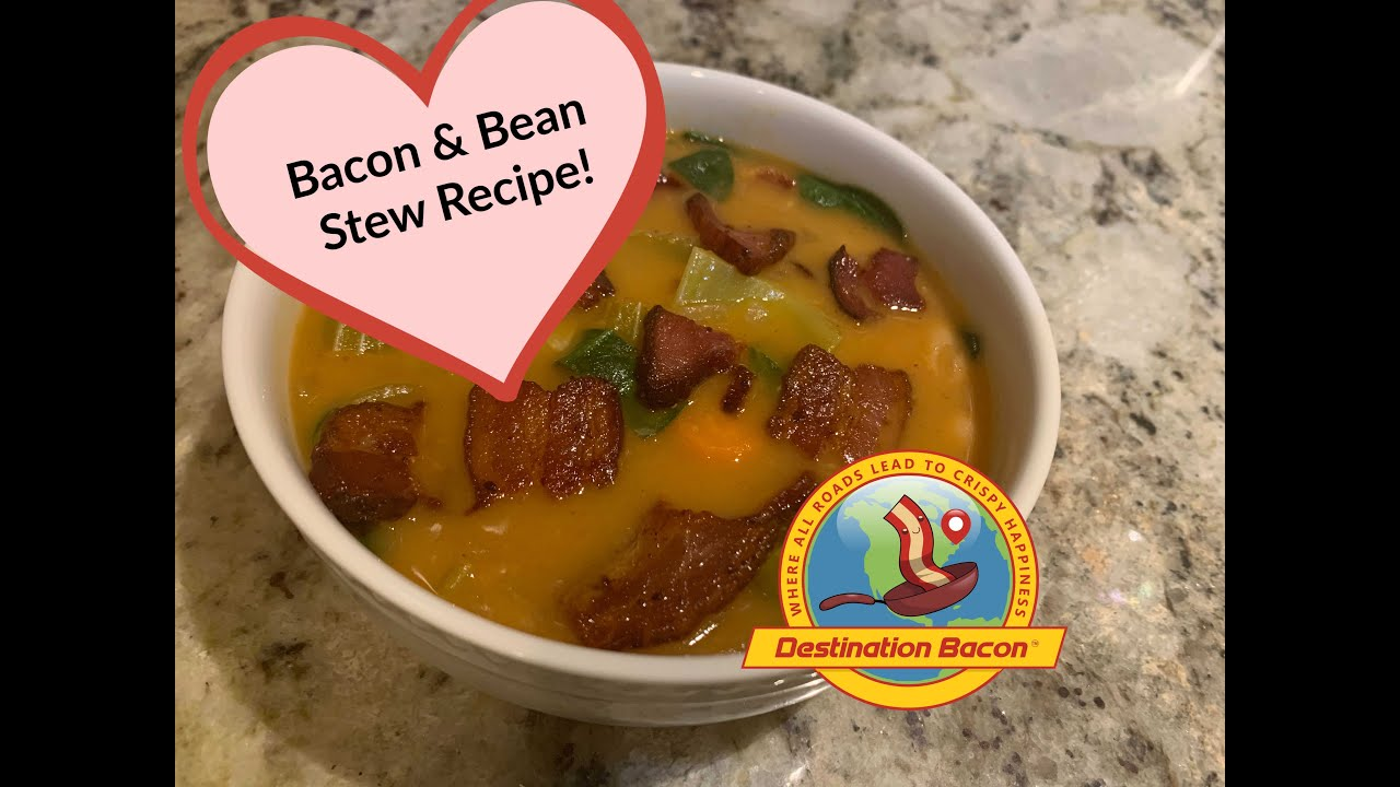 How to Make Bacon & Bean Stew