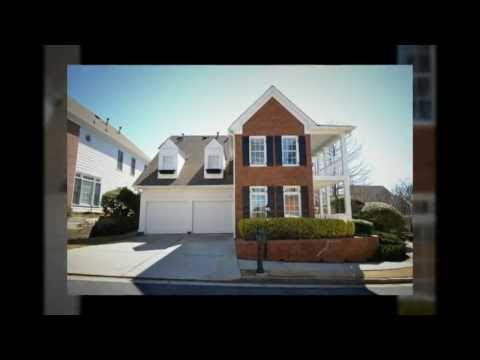 Home for Sale in Duluth GA I Olde Towne Village Subdivision I 4090 OldeTowne Way