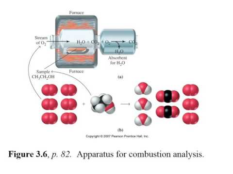 CHM165 Combustion Analysis