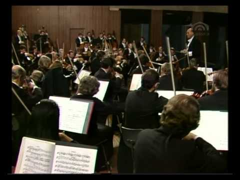 Sir Georg Solti dirigiert das   Symphonieorchester des BR   F v Suppe, OVERTURE'DICHTER UND BAUER