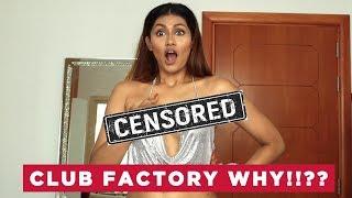 CLUB FACTORY HAUL | ONLINE SHOPPING FAILS AND HITS!!  Bosslady Shruti