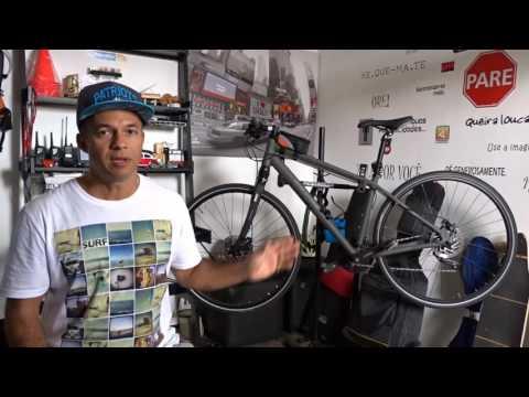 Caloi City Tour. Bike Urbana. Bicicleta híbrida. Comentários.