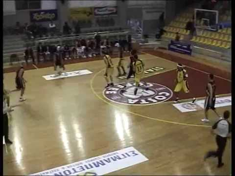 MAROUSSI B.C vs OLYMPIA GREEK CUP FT 70-69 2008-2009
