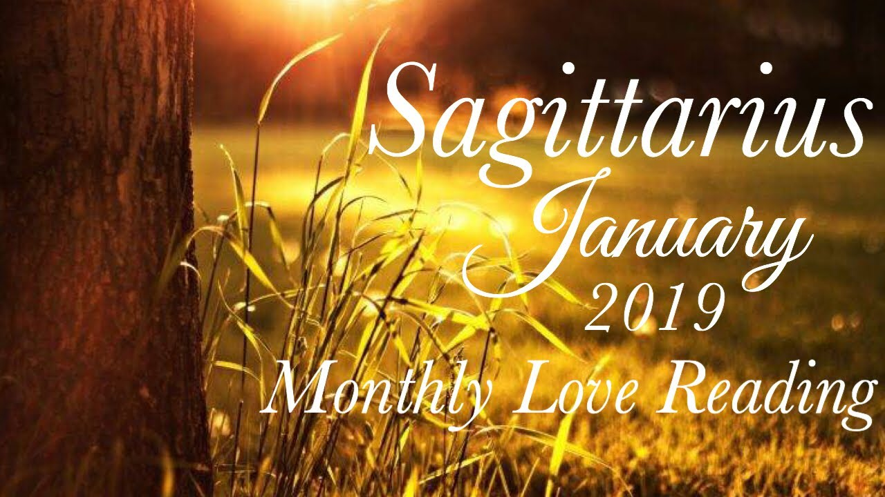 sagittarius january love tarot