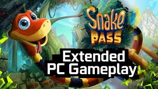 Snake Pass - 7 Minutes of PC Gameplay