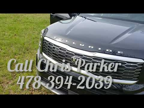 2020 Kia Telluride Call Chris Parker
